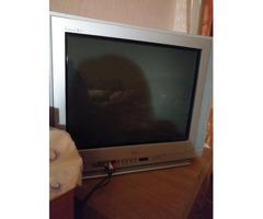 Цветной телевизор JVC
