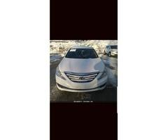 Hyundai Sonata 2014 год