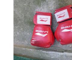 боксерские перчатки бу