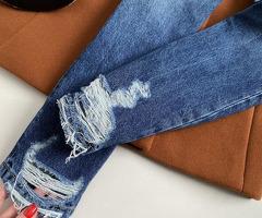 крутые джинсы новые