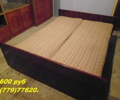 Кровать 2-х спальная - 1600 р
