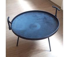 Сковорода из диска