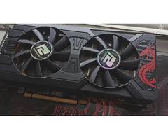 Продам видеокарту RX 570 8GB