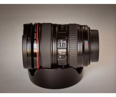 Продам объектив CanonEF 24-105