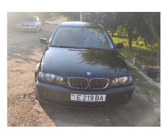 BMW 3 E46, 2004 года