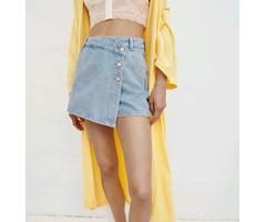Zara юбка шорты