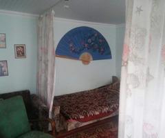 домик на пляже Днестровска