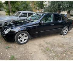 Mercedes W211, E270
