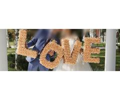 "Продам слово ""LOVE"" ручн. раб."