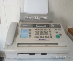 факс- телефон-лазерный копир