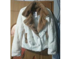 Новая курточка-эко мех